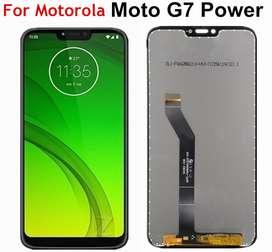 Display pantalla Original Moto G7 Power