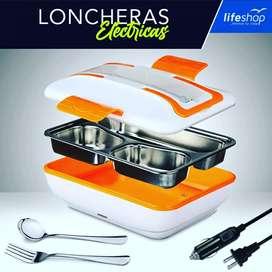 LONCHERA ELECTRICA DOS FUNCIONES