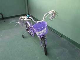 Bicicleta Olmo Rodado 16 Niña La Mas Linda Y Super Full