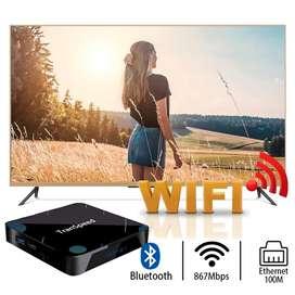 TV BOX 4G / 64G con control AirMouse todo nuevo