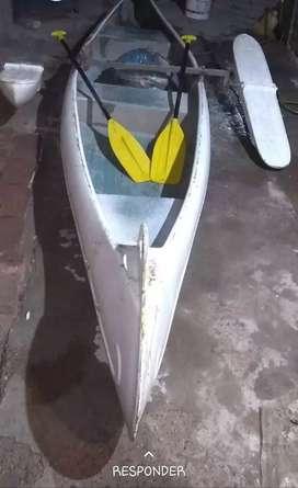 Vendo canoa!!
