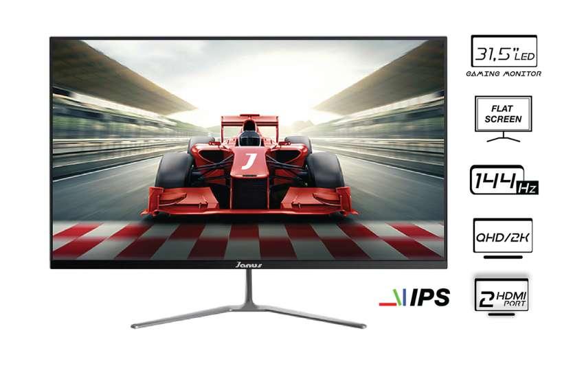 Monitor Janus IPS 32 Gamer