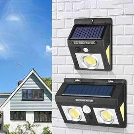 Focos y reflectores solares