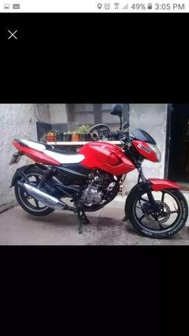 Moto rouser 135