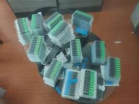 Conectores de fibra
