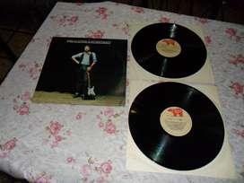 Vinilo doble Eric Clapton Just One Night 1980