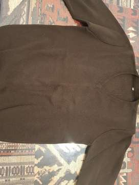 Pulóver/suéter Marrón
