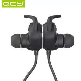 Audífonos QCY Qy12 Manos Libres Bluetooth V4.1 Originales Con Serial en Caja Sellada