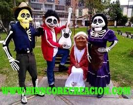 Show musical de coco para fiestas infantiles y eventos
