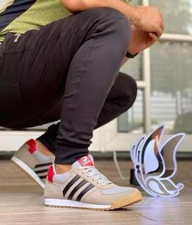 Zapato Tennis Deportivo Adidas Para Caballero