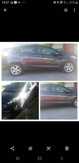 Ford fiesta kinetic 2013 mexicano