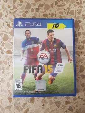 FIFA 2015 PARA PS4