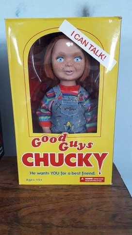 Vendo Figura Chucky 38 Cm Habla
