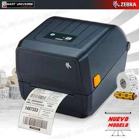 Impresora de Etiqueta TERMICA ZEBRA ZD220T USB NUEVO MODELO