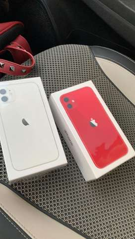 Iphone 11 64gb nuevo (sellado)