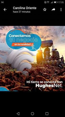 Internet Satelital Hughesnet