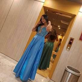 Vestido de gala \ elegante
