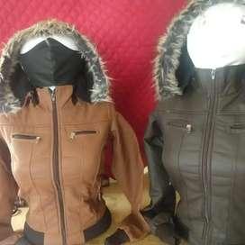 Busco taller pequeño experto en chaquetas cuerina
