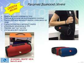 Parlante speaker Bluetooth Charge Xtrere portable