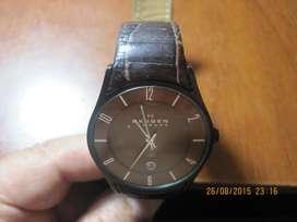 vendo o cambio ., bonito reloj ., SKAGEN EXTRAPLANO .,