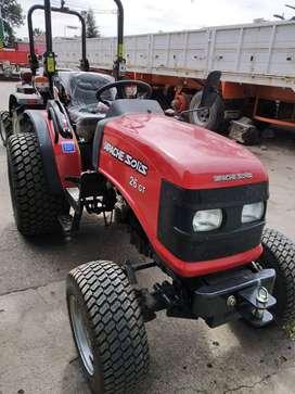 TRACTOR APACHE SOLIS 26 GT 4WD PARQUERO
