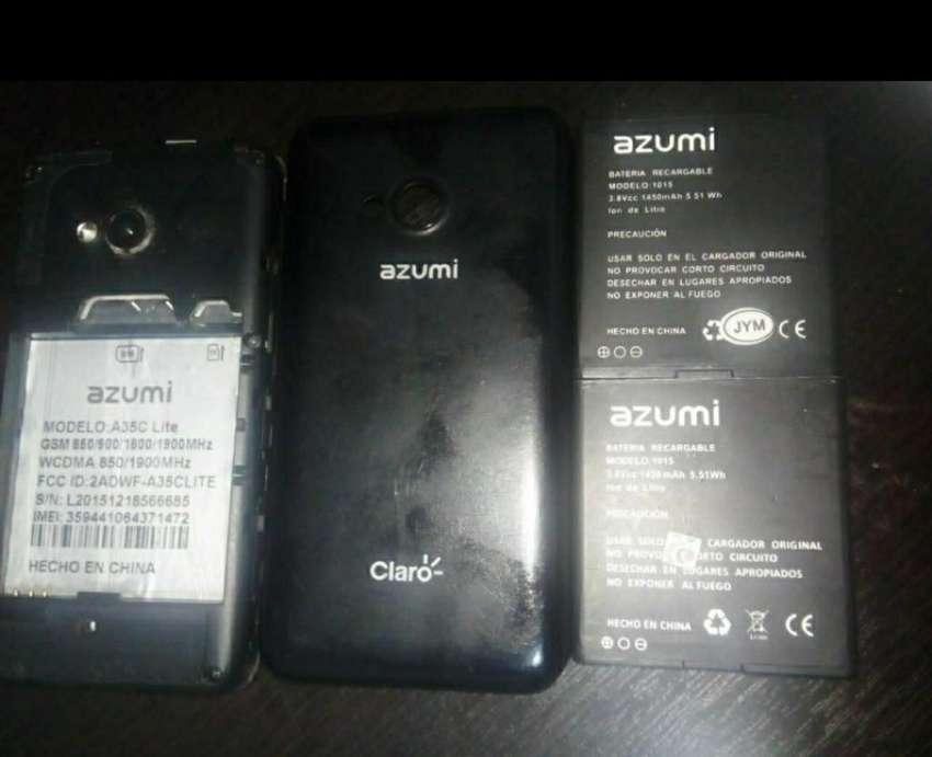 Azumi A35c Repuestos O Reparar $20 mil 0