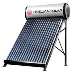 Termotanque Solar Hissuma 200 Litros
