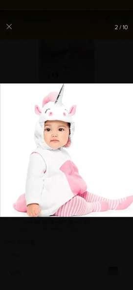 Vendo disfraz unicornio