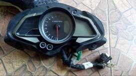 Tacómetro para pulsar NS 160