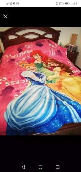 Edredon princesas