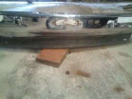 Paragolpe con babero Chevrolet Silverado
