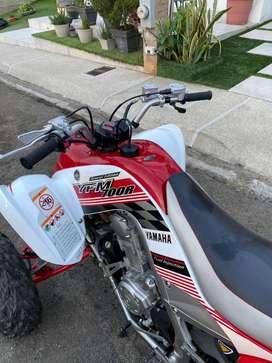 Yamaha Raptor 700R Edición especial