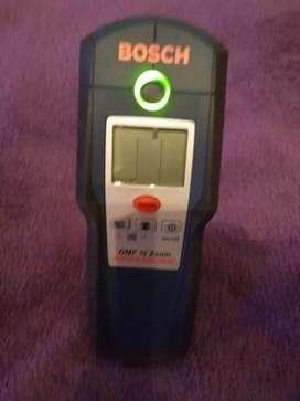 Detector de metales Bosch dmf 10 zoom
