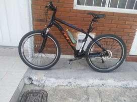 Bicicleta gw vendo cambio