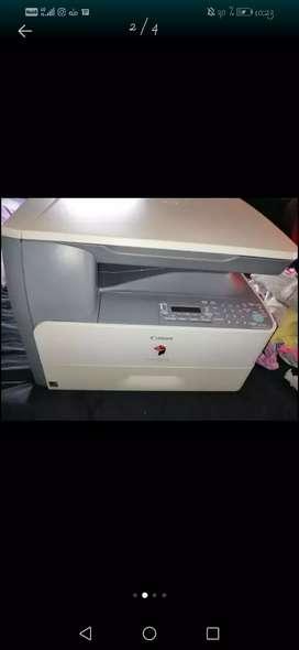 Impresora y copiadora canon