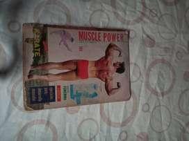 Revista antigua fisicoculturismo año 1971 muscle power en español