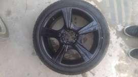 Vendo rueda R17 y R15