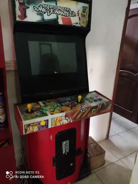 Maquina arcadea