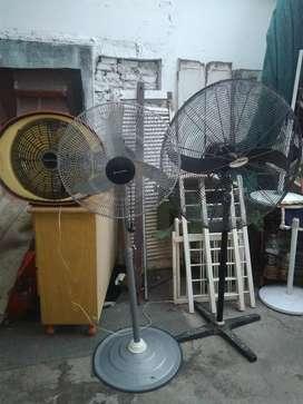 3 ventiladores