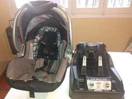 Silla para bebé Baby Trend. Huevito hasta 13 kg