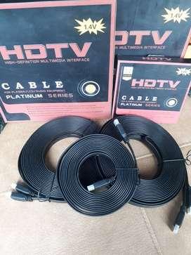 CABLES HDMI PLANOS DE EXCELENTE CALIDAD, ENVÌO GRATIS