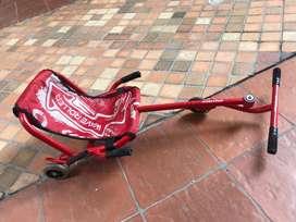 Triwiler rojo