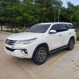 Toyota Fortuner SW4 2018 Automatica Gasolina