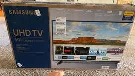 "Televisor Samsung 4K de 50"" uhd smart led 6 series"