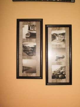 2 Cuadros Fotofrafía