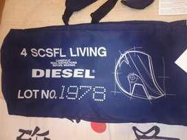 Tula Diesel para Casco de Motociclista