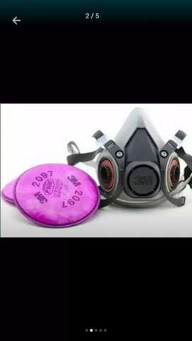 Vendo 15 Mascaras 3M con filtro