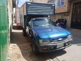 Luv diesel furgon