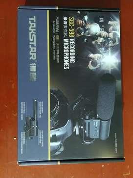 Micrófono para cámara Takstar sgc 598