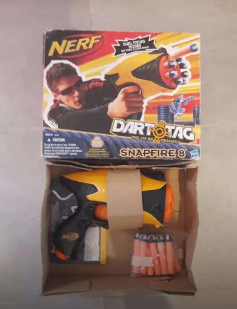 Nerf DartTag Snapfire 8 0